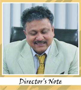 Directors Note